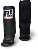 TITLE MMA Grappling Shin/Instep Guards