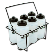 Champro 6 Pack Water Bottle Carrier Set