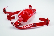 Adams 4-Point High Hook Up Gel Chin Strap
