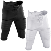 Youth Adams 7-Piece Sewn-In Pads Football Pants