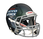 Youth Riddell Revolution Attack Speed Helmet