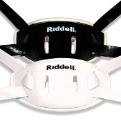 Riddell 4-Point Low Hook Up Chinstrap