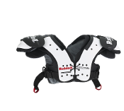 Youth Riddell Warrior IIx Shoulder Pads