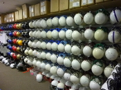 Used Football Helmets