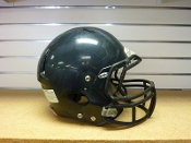 Used Riddell Attack-I Youth Football Helmet - Black