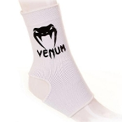 "Venum ""Kontact"" Ankle Support Guard - White"