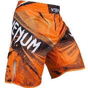 "Venum ""Galactic"" Fightshorts - Neon Orange"