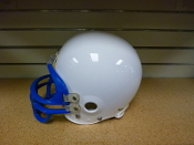 Used Riddell Vsr2 Youth Football Helmet - White