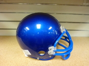 Used Riddell Vsr2 Youth Football Helmet - Royal