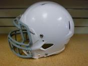 Used Riddell Attack-i Youth Football Helmet - White