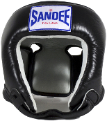 Sandee Open Face Head Guard