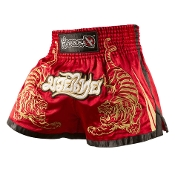 Hayabusa Muay Thai Shorts - Red