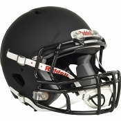 New Youth Riddell Victor Helmet - Matte Black