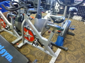 Used Sunny Fitness Spin Bike