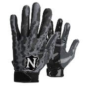 Neumann RAGE Receiver Gloves - Adult Black