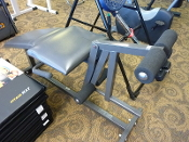 Used Bodysmith Leg Extension/Leg Curl Machine