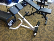 Used Bodysolid 45 Degree Hyper Extension
