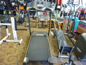 Used Horizon T81 Fold Up Treadmill