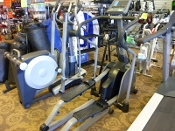 Used Vision Fitness X6200 Elliptical