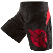 Hayabusa Weld 3 Fight Shorts - Black