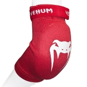 "Venum ""Kontact"" Elbow Protector - Red"