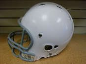 Used Riddell Revolution Little Pro Youth Football Helmet - White