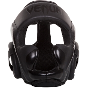 Venum Elite Headgear - Matte Black