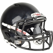 New Youth Riddell Victor Helmet - Black