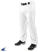 Youth Champro Triple Crown Open Bottom Pant - White