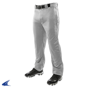 Youth Champro Triple Crown Open Bottom Pant - Gray