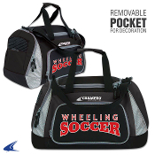 "Champro Pro Plus Gear Bag 24""X14""X12"" - 3 Colors Available"