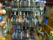 Used Tennis Racquets....Over 100 Available