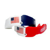 Battle American Flag 2 Pack Mouthguards