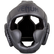 Venum Elite Headgear - Grey