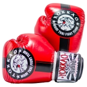 Yokkao Official Fight Team - Red/Black