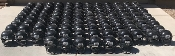 Over 100 Used Adult Schutt DNA Pro Plus Football Helmets - Black