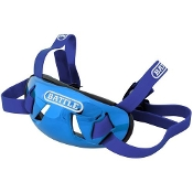 Adult Battle Chrome Chinstrap - Blue