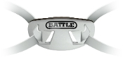 Adult Battle Chinstrap - White