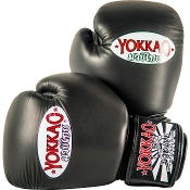 Yokkao Matrix Thai Boxing Gloves - Black