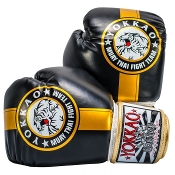 Yokkao Official Fight Team - Black/Gold