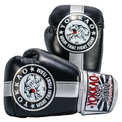 Yokkao Official Fight Team - Black/Silver
