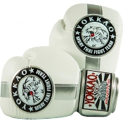Yokkao Official Fight Team - White/Silver