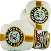 Yokkao Official Fight Team - White/Gold
