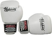 Yokkao Vertigo Gloves - White
